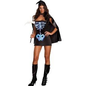 Esqueleto, disfraz de Amazon.es