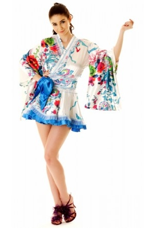 Kimono sexy