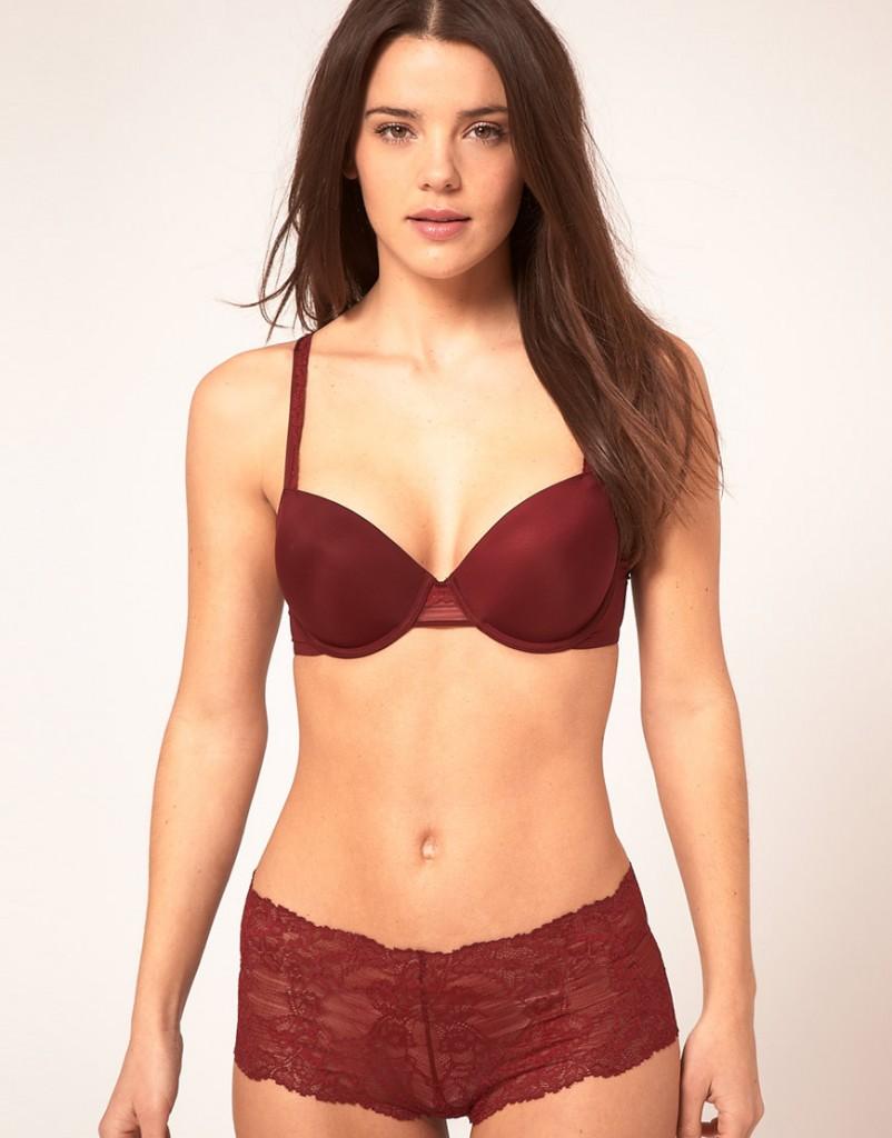 Conjunto lencería femenina Calvin Klein