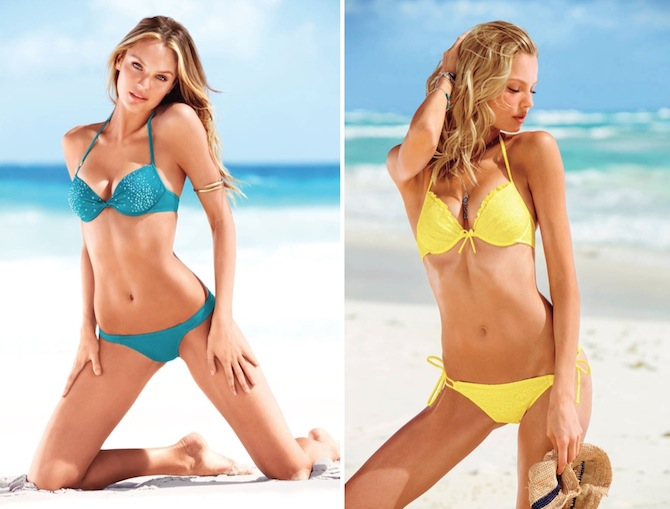 Victoria's Secret Colección Bikinis PV 2013